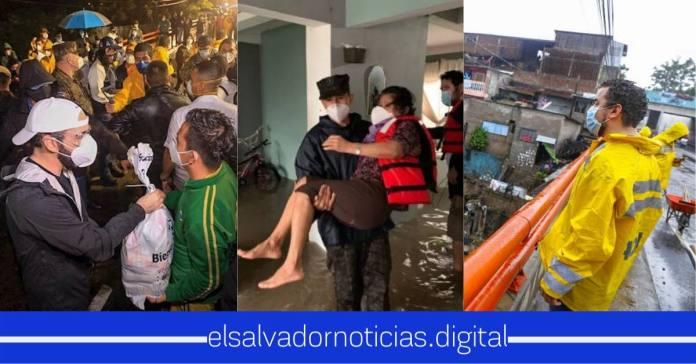 Mientras los diputados se cuidan en sus casas el Gabinete del Gobierno arriesga su vida para salvar la de los salvadoreños