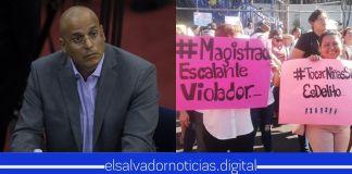 #ÚLTIMAHORA | Sala de lo Penal ordena juicio para magistrado Escalante, acusado de agresión sexual contra menor incapaz