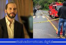 El Faro utiliza el dolor de familiares de las víctimas soterradas, para atacar al Presidente Bukele