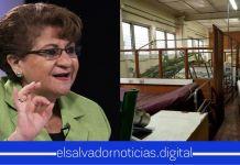 """Exministra de Salud del FMLN afirma que construyeron centenares de instalaciones médicas de """"primer nivel"""" para los salvadoreños"""