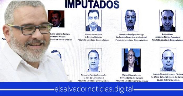 OCHO procesados del caso Saqueo Público vinculados con Mauricio Funes son puestos en libertad