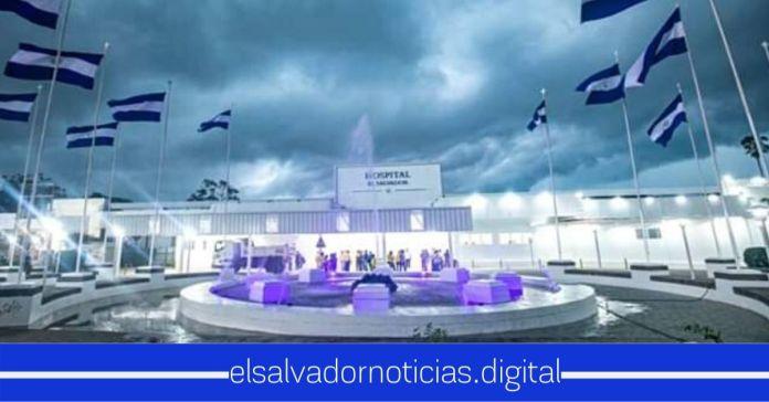 UES aplaude inauguración del Hospital El Salvador que salvará a miles de pacientes con COVID-19