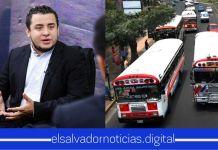 Ministro Romeo Rodríguez aclara que el pasaje del transporte público no aumentará