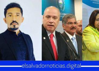Precandidato por Nuevas Ideas José Valdez, enseña a los diputados como una mente joven escucha al pueblo salvadoreño