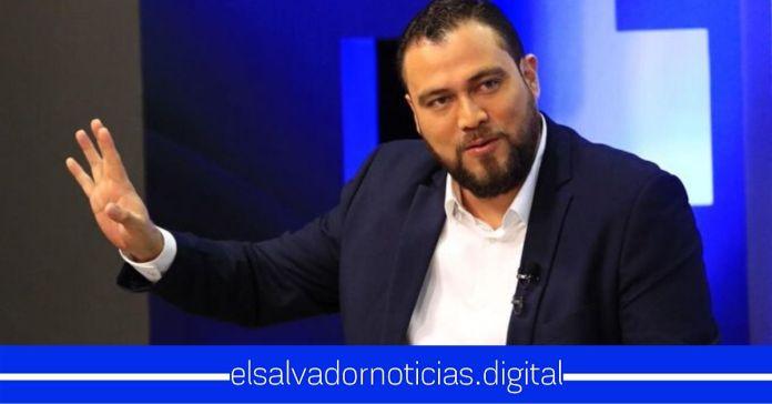Mario Durán anuncia su pre candidatura como Alcalde de San Salvador por Nuevas Ideas