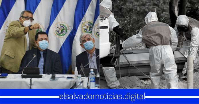 Diputados siguen afirmando que El Salvador NO está en emergencia para decretar Régimen de Excepción, a pesar que ya se sobrepasan los 6.000 contagios y más de 160 muertes por la enfermedad