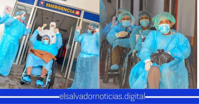 Diez pacientes vencen el COVID-19 y reciben el alta en el Hospital San Rafael