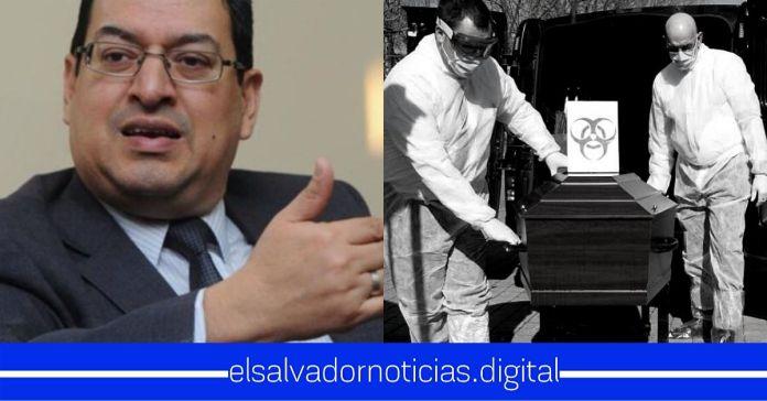 Exmagistrado González, manifiesta que de nada sirve salvar vidas si la economía será golpeada