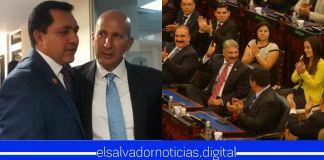 Mario Ponce dice que es bienvenida la propuesta de ARENA en la que pretenden poner a cargo a los alcaldes en la pandemia
