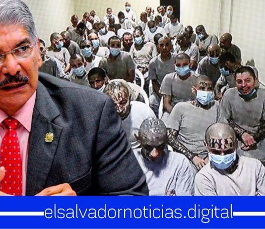 ARENA premia al pactador con terroristas de Norman Quijano como candidato a PARLACEN