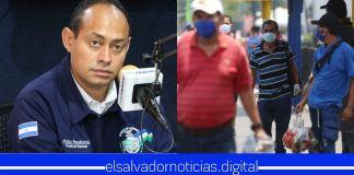 Alcalde de ARENA en Ilopango impone multa de 50 dólares a los habitantes que no usen mascarilla