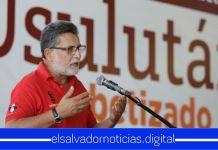 Usulután rechaza a Schafik Handal y busca su reelección por el departamento de San Salvador