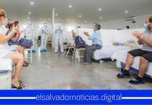 Pacientes con COVID-19 aplauden la gigantesca labor del Ministro Alabi y el de todo el personal de salud