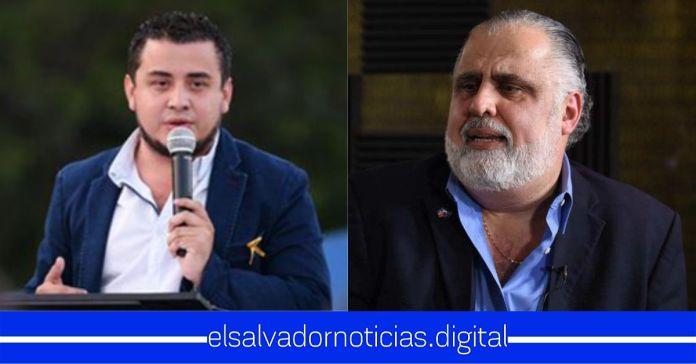 Ministro Romeo Herrera le cierra la boca a Erick Salguero por criticar el Hospital El Salvador