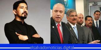 "Precandidato a Diputado José Valdez a los diputados: ""Les duele saber que no están robando"""
