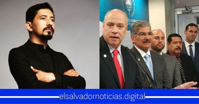 Precandidato a Diputado José Valdez a los diputados: