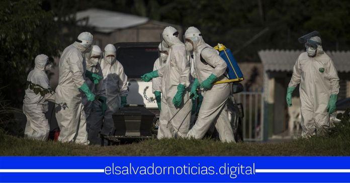 El Salvador rompe récord con 361 nuevos contagios de COVID-19 y suma 9 decesos más por la enfermedad