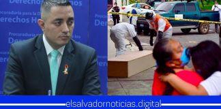 Gobierno lamenta el silencio de PDDH ante la actitud de los demás Órganos del Estado al dejar morir al pueblo a causa del Coronavirus
