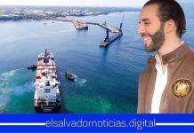 Gobierno recibe el buque Sealand Guayaquil con 617.52 toneladas de alimentos para hacer entrega del segundo paquete casa por casa