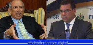 Desde México Sigfrido Reyes se declara inocente y acusa a Melara de manipular expedientes e inventar testigos