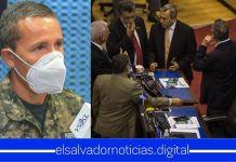 Diputados tiene tiempo de sobra para interpelar a Ministro de Defensa pero No para decretar cuarentena por la vida de los salvadoreños