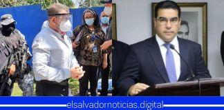 Munguía Payés es enviado a casa pagando $10 mil dólares de fianza al Fiscal General