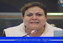 Margarita Escobar afirma su candidatura como futura presidenta de la Asamblea Legislativa por que el pueblo se lo está pidiendo
