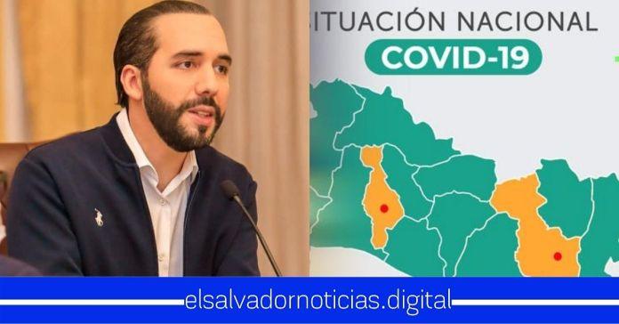 Presidente Bukele asegura que San Miguel y Soyapango son los nuevos epicentros de contagio de COVID-19 en El Salvador
