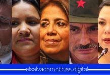 FMLN presenta sus rostros más jóvenes que buscarán nuevamente un puesto dentro de la Asamblea Legislativa el próximo año