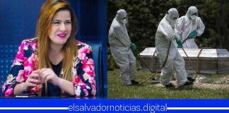 Karina Sosa afirma que el FMLN hizo lo correcto al darle la espalda a los salvadoreños
