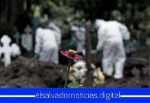 Suman 425 nuevos contagios y 15 salvadoreños más fallecidos a causa del Coronavirus