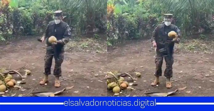 Presidente Bukele afirma que Merino Monroy es el mejor Ministro de Defensa en la historia de El Salvador