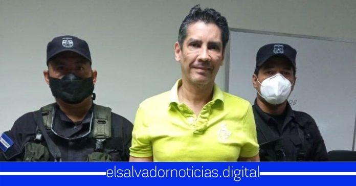 #ÚltimaHora | PNC captura a Gustavo López Davidson por tráfico ilegal de armas y estafar a la FAES por 2 millones de dólares