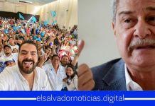Analista político del FMLN señala que si Nuevas Ideas logra un buen número de diputados en la Asamblea será una «desgracia» para El Salvador