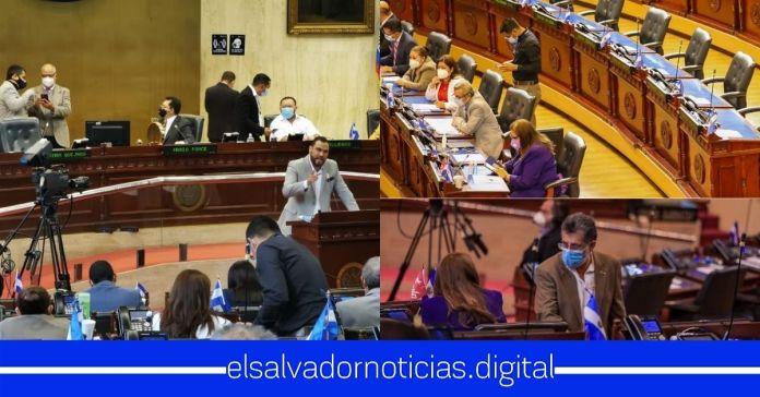 Diputados ignoran informe del Ministro Mario Durán así como ignoraron a los salvadoreños por 30 años