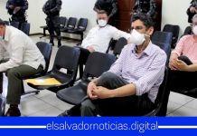 Gustavo López y Exministros del FMLN continuarán proceso judicial bajo completa LIBERTAD