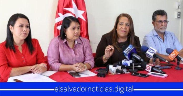 FMLN afirma que disminución de contagios es debido a que los salvadoreños son inmunes al Coronavirus