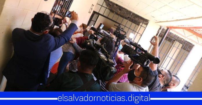 Medios internacionales visitan Centros penitenciarios desmintiendo información de El FaroMedios internacionales visitan Centros penitenciarios desmintiendo información de El Faro