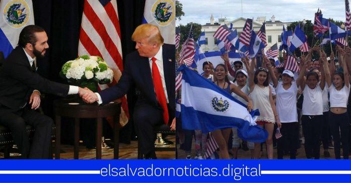 Salvadoreños residentes en EEUU gozarán un año más del TPS gracias a las excelentes relaciones del Presidente Bukele