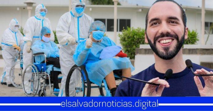 El Salvador registra nueva desescalada en contagios COVID-19, como también en decesos en las últimas horas
