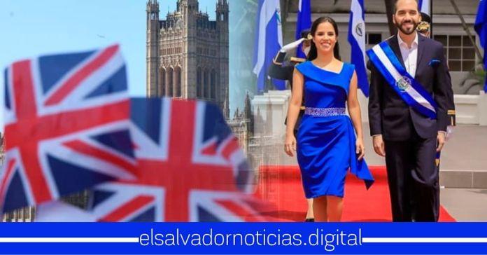 Inglaterra felicita al Presidente Bukele y a El Salvador por su aniversario de independencia