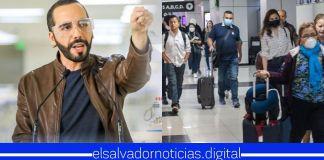 Gobierno exigirá a aerolíneas que arriben al país, que todos sus pasajeros traigan prueba PCR negativa