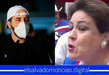 Margarita Escobar exige a Bukele que deje de cuidar al pueblo para que el COVID-19 acabe con la vida de todos