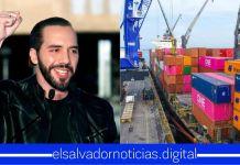 Nuevo buque llega a El Salvador con 188 toneladas de alimentos para garantizar la segunda entrega de paquetes solidarios