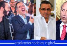 Funes y Sigfrido Reyes se unen para denunciar internacionalmente al Presidente Bukele por supuesta «persecución política»