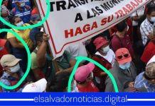 Presidente Bukele muestra cómo los corruptos de ARENA y FMLN enviaron a su gente a protestar con el fin de elevar los contagios COVID-19