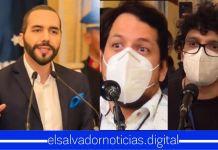 Bukele les da sus merecidas respuestas a los periodistas incómodos de El Faro y Factum
