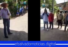 Alcalde de ARENA en Ilobasco trata de «MI3RDA» a pobladores que le solicitaban ayuda
