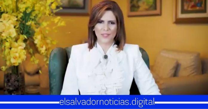 Este es el primer mensaje de la Embajadora de El Salvador en EEUU, Milena MayorgaEste es el primer mensaje de la Embajadora de El Salvador en EEUU, Milena Mayorga