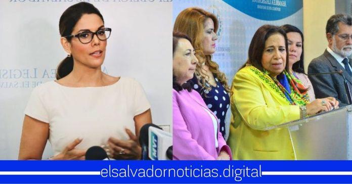 Diputados evalúan si dar o no permiso a Milena Mayorga de ser Embajadora en EEUU